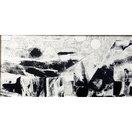 Pollution III - A. Chenu - Monotype