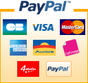 Payment secured by Paypal